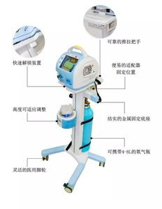 呼吸机台车MC-H200
